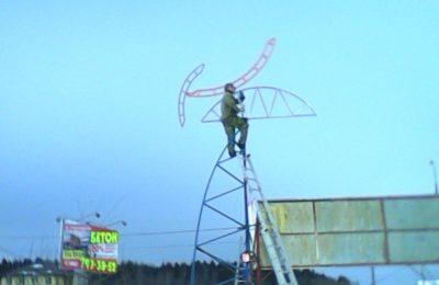Реклама Сварки дмитровском ш из Ферм для навесов