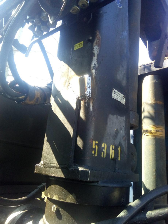 Спецтехника-манипулятор ремонт стрелы в лобне