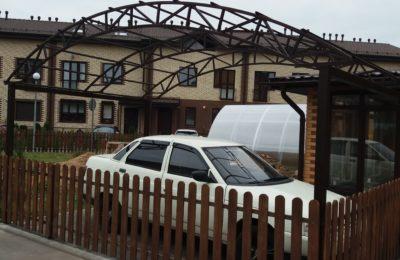 Сварка -Экодолье Шолохово каркас автонавеса 5на 3м 40000руб