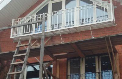 металлические балконы цена -Лобня