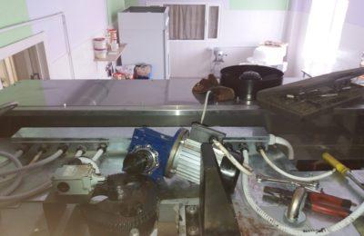 Токарные работы -Ремонт редуктора в пекарне