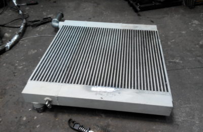 Сварочный ремонт алюминевых радиаторов