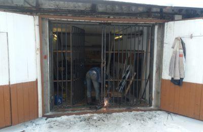 Производство и ремонт гаражных ворот лобня и долгопрудный