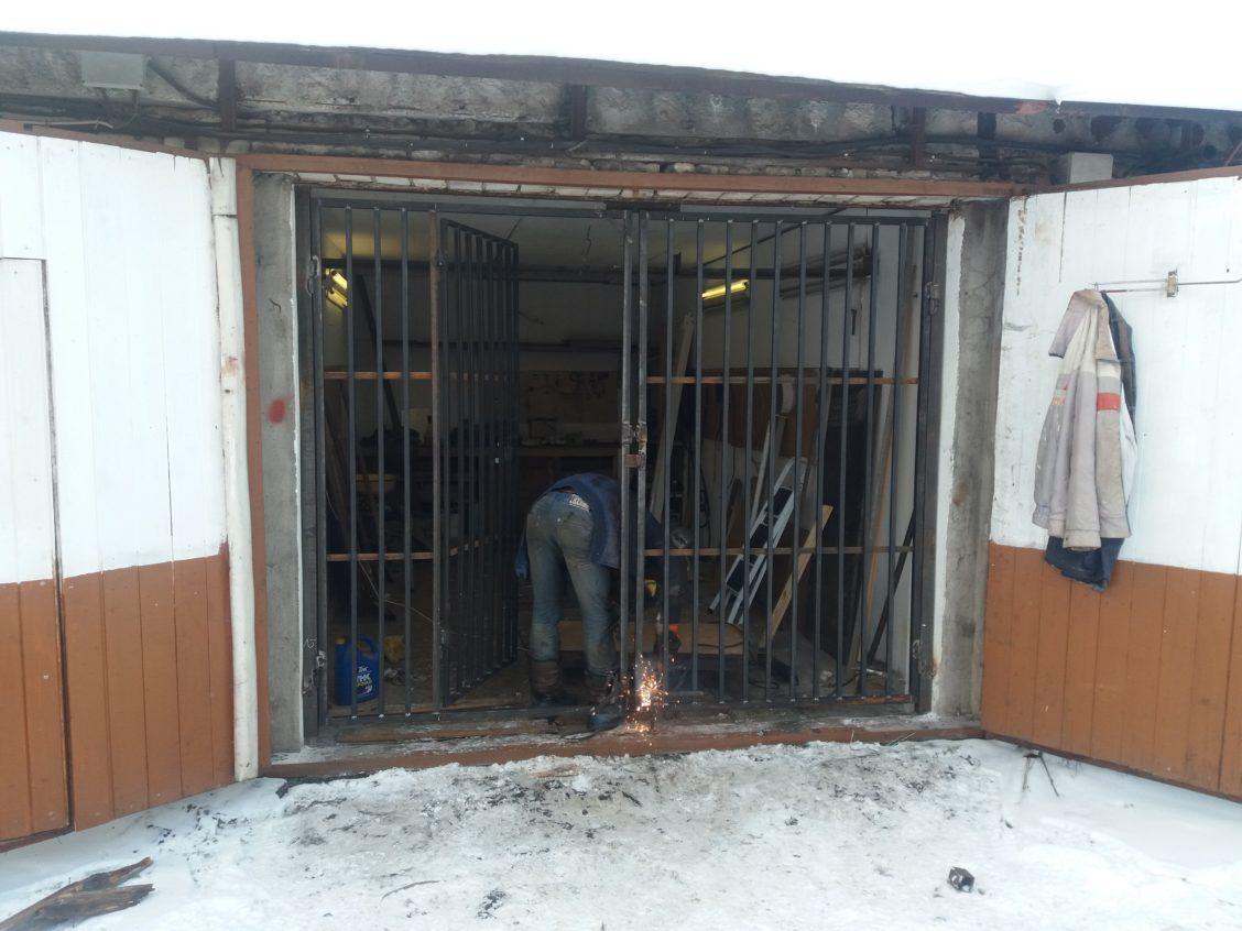 ремонт гаражных ворот лобня и долгопрудный