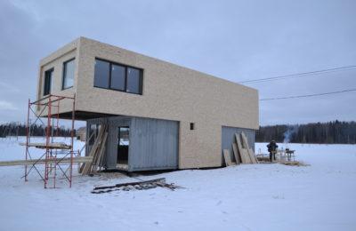 Строим Дома из Морских Контейнеров