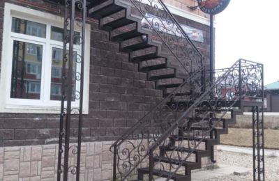 Лестница Из Металла кп МЕЧТА 16.04.18