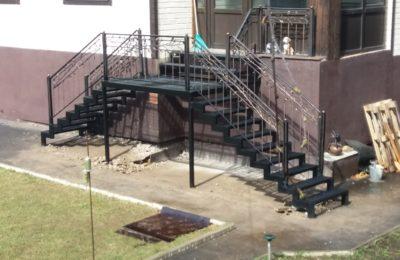 Лестницы из Металла от производителя г.Лобня