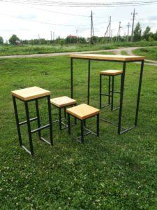 Лофт барные стулья производство Лобня