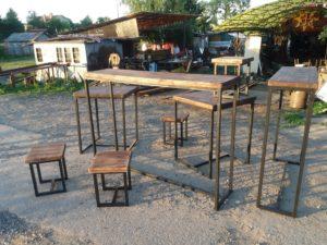 loft индастриал мебель столы