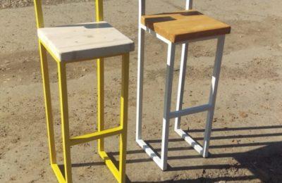 стулья для бара лофт