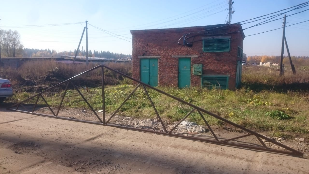 Треугольная ферма 8 метров