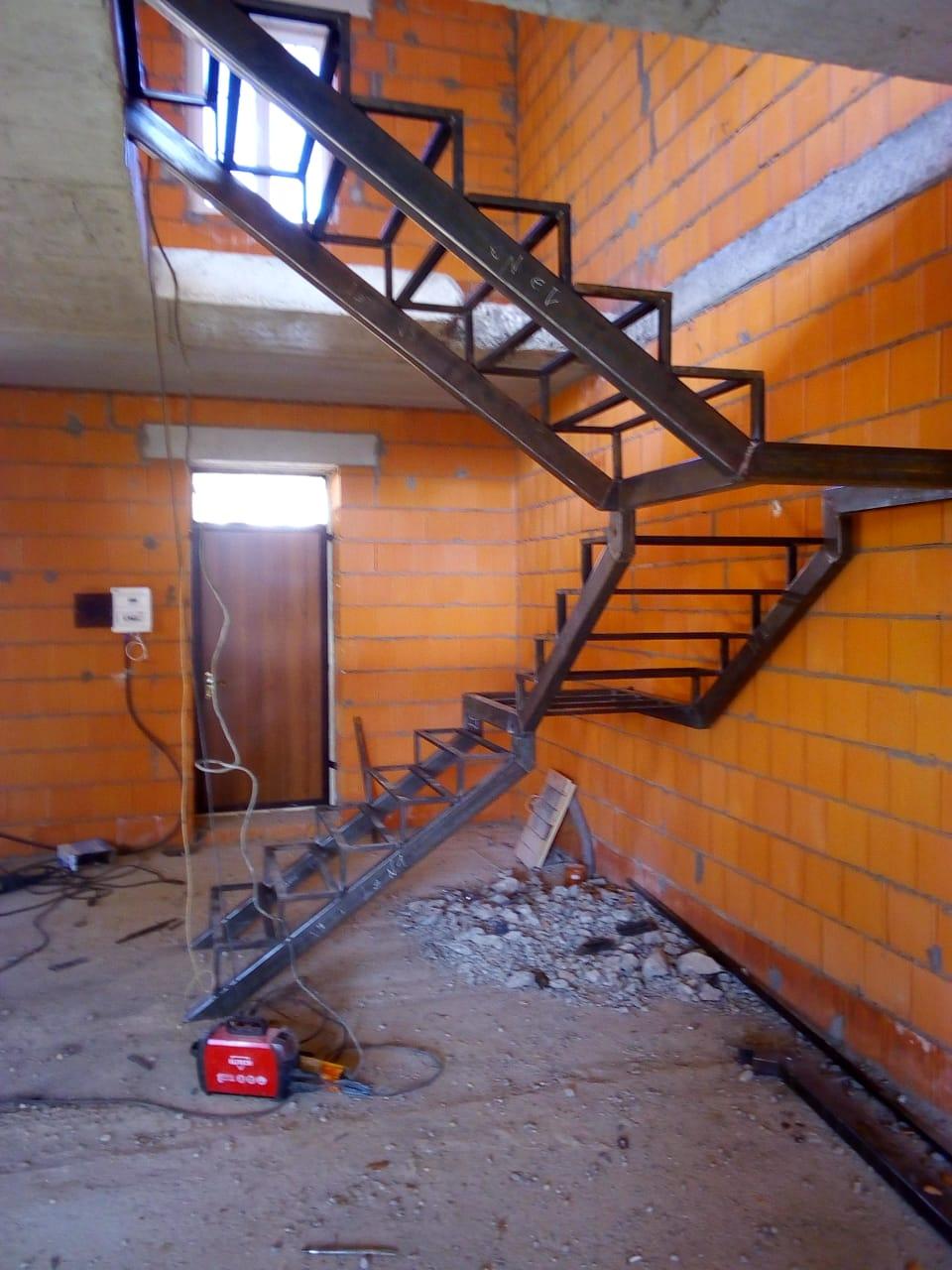 лестница в федоскино парк