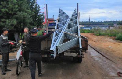 Фермы металлические — производство и доставка