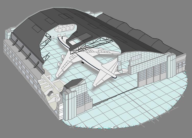 Куда поставить частный самолет? Строим ангар для авиации